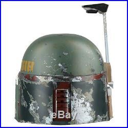 11 BOBA FETT STAR WARS THE EMPIRE STRIKES BACK REPLICA FULL SIZE HELMET by EFX