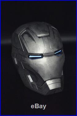 11 Iron Man Captain america Helm Helmet Maske Mask Leucht Metal cosplay Kostüme
