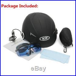 128 Diodes Laser Hair Regrowth Cap Helmet LLLT Therapy Hair Loss Treatment