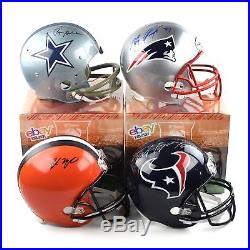 2018 Hit Parade Autographed Full Size Football Helmet Hobby Box Ebay Exclusive