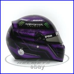 2020 Lewis Hamilton Styrian GP 1/2 Scale Bell Model Styrian GP Hamilton Helmet