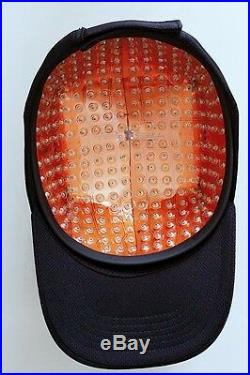 272 Diode Low Light Laser Treatment (LLLT) Hair Growth-Loss Cap-Helmet FDA Clear