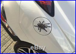 3D Spider Sticker, Car Motorbike Helmet Bumper, Animal, Scary, Prank UK Seller