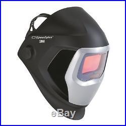 3M Speedglas 9100X Welding Helmet withSide Windows (06-0100-20SW)