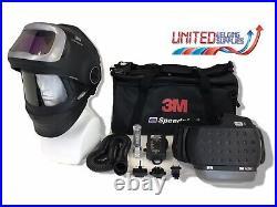 3M Speedglas Helmet G5-01VC + Adflo Package