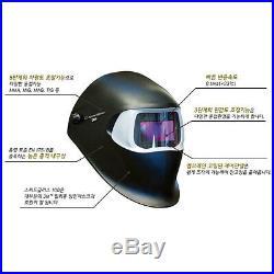 3M welding Speedglas 100 Black Shades 8-12 Welding Helmet Auto Dark Lens