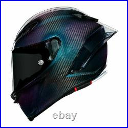 AGV Pista GP-RR Iridium Carbon Motorcycle Motorbike Helmet