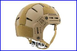ANSI / CE Certified Polymer Tactical Bump Helmet MTEK Flux Training