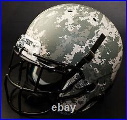 ARMY BLACK KNIGHTS NCAA Schutt XP Full Size GAMEDAY Replica Football Helmet