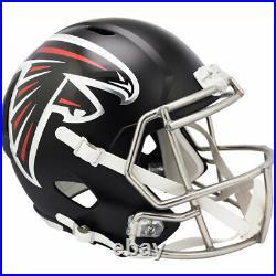 ATLANTA FALCONS 2020 Riddell Speed NFL Full Size Replica Football Helmet