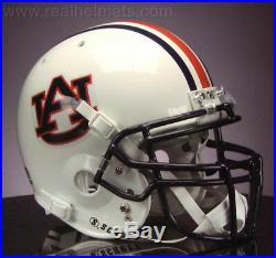 AUBURN TIGERS NCAA Schutt XP Full Size AUTHENTIC Gameday Football Helmet