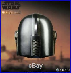 Anovos Star Wars The Mandalorian Premier Line Wearable Helmet 11 Preorder