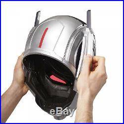 Ant-Man Electronic Helmet Marvel Legends Avengers End Game Adult Cosplay NEW