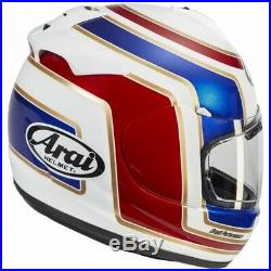 Arai Axces III 3 Full Face Motorcycle Helmet SRP £429.99 Matrix Red J&S SALE