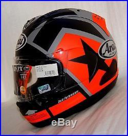 Arai Full face helmet RX-7X Corsair-X RX-7V Maverick Vinales matte color fs japa