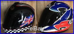 Arai Helmet Collection 15 Helmets RX7 Hislop Dunlop Spencer Edwards Ducati