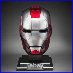 AutoKing Iron Man MARK5 Helmet Voice-controlled & Touch Remote Control In Stock