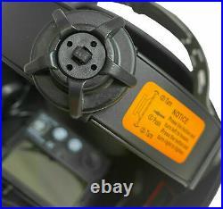 Autojack Gasless MIG Welder 130 Amp with Blue Auto Darkening Lens Welding Helmet