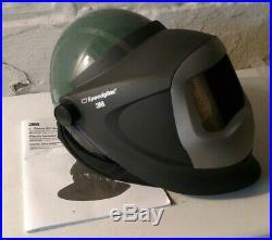 BRAND NEW 3M Hardhat/Welding Helmet/Faceshield L-905SG-F (NO SPEEDGLAS INCL)