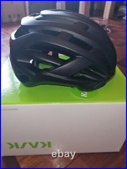 BRAND NEW UNWORN Kask VALEGRO Road Cycling Bike Helmet Matt Black Medium