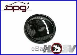 Badge Hsv Helmet Lion & Helmet Vf Gen-f Gen-f2 Gts Boot & Bonnet Sed Gloss Black