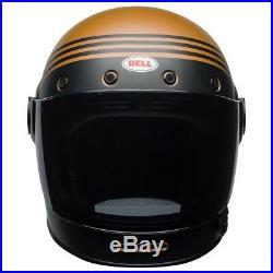 Bell Bullitt Motorcycle Helmet Forge Matt Black / Copper All Sizes