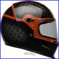 Bell Eliminator Outlaw Full Face Motorcycle Helmet Biker Black Red J&S SRP £350