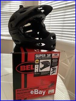 Bell Super 3r mips Full helmet Large