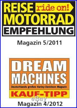 CABERG Klapphelm DUKE II 2 SMART schwarz Jet Helm mit SONNENBLENDE Motorradhelm