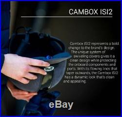CAMBOX ISI2 Safe Discreet Tiny Action Sports Helmet Hat Cam Camera Equestran GB