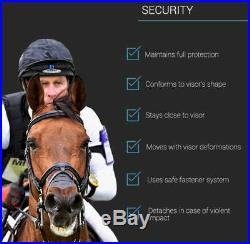 CAMBOX ISI3 Safe Discreet Tiny Action Sport Helmet Hat Cam Camera Equestran 16GB