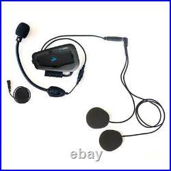 Cardo Freecom 2+ Motorcycle Helmet Bluetooth Intercom Kit Solo Black Friday