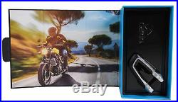 Cardo Packtalk Bold Bluetooth Motorcycle Helmet Communication Headset JBL Audio
