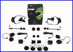 Cardo Scala Packtalk Slim Motorcycle Bluetooth Helmet Headset Bike to Bike Dual