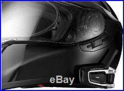 Cardo Scala Rider PackTalk Duo Communication System Bike Helmet intercom