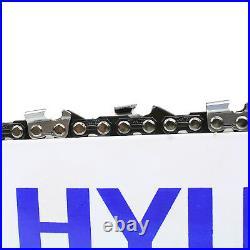 Chainsaw Petrol 20 62cc HEAVY DUTY Includes 2 X CHAINS & SAFETY HELMET