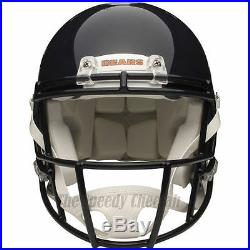 Chicago Bears Riddell NFL Full Size Authentic Speed Football Helmet