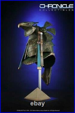 Chronicle Collectibles Stargate Horus 12 Half Scale Helmet Replica Brand New