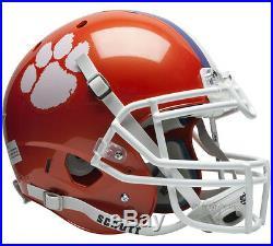 Clemson Tigers Schutt Xp Authentic Football Helmet
