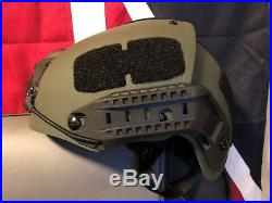 Crye precision AirFrame style AIRSOFT Helmet opscore maritime