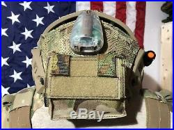 Crye precision style AirFrame Helmet airsoft ops core Hell Star 6 counterwieght