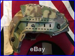 Crye precision style AirFrame Helmet airsoft ops core MULTICAM FMA Helmet