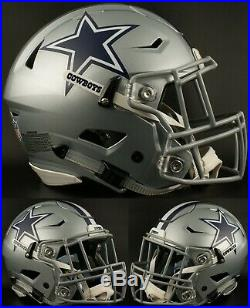 DALLAS COWBOYS NFL Riddell SpeedFlex Full Size Authentic Football Helmet