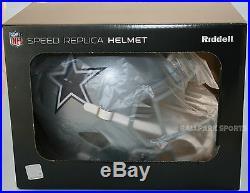 DALLAS COWBOYS Riddell Full Size SPEED Replica Helmet
