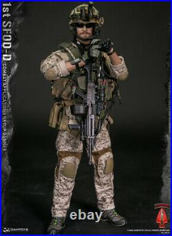 DAMTOYS 1/6 1st SFOD-D Combat Applications Group GUNNER Solider Action Figure