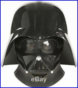 DARTH VADER SUPREME Edition Helmet Collector Mask Star Wars Rubies 4199