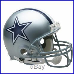 Dallas Cowboys Riddell NFL Full Size Authentic Proline Football Helmet