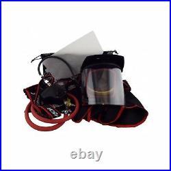 Devilbiss Full Face Air Fed Paint Mask Pro Visor PPE Protect against 2k PROV-650