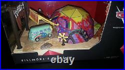 Disney Pixar Cars Precision Series Fillmore's Taste-in Tent Save 6% Gmc