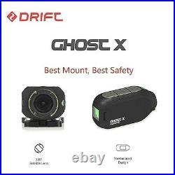 Drift HD Ghost X Action Sports Motorcycle Camera Helmet SKI 113560 Free Battery
